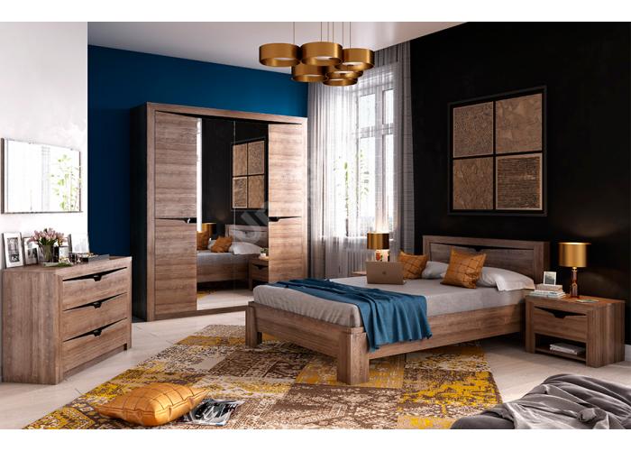 Соренто, Шкаф 3-х дверный, Спальни, Шкафы, Стоимость 25504 рублей., фото 2