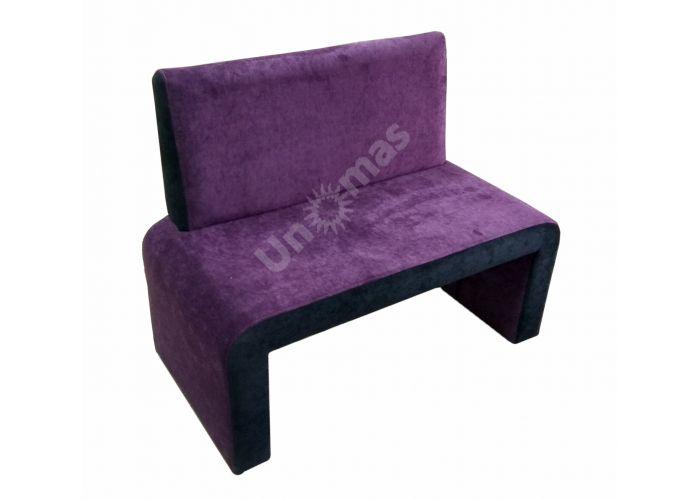 Диван Парус Вельвет 1,1 м, Мягкая мебель, Прямые диваны, Стоимость 6510 рублей.