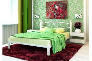 Каролина Lux, кровать двуспальная 160 см