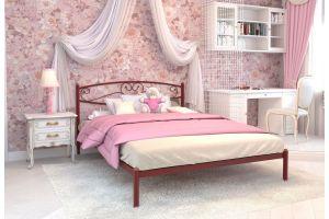 Каролина, кровать двуспальная 160 см