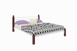 Милана Lux, кровать двуспальная 160