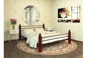 Милана LuxPlus, кровать двуспальная 160 см
