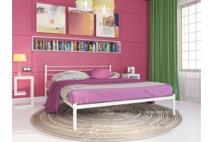 Милана, кровать двуспальная 160 см