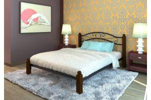 Надежда Lux, кровать двуспальная 160 см
