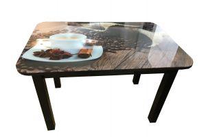 Стол кухонный Модерн (опора №1 + Фотопечать 83885350)