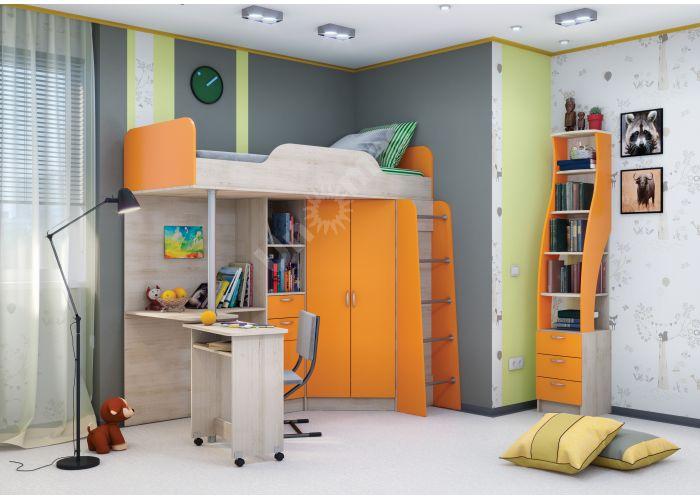 Ника, Стеллаж 413 , Офисная мебель, Офисные пеналы, Стоимость 6454 рублей., фото 3
