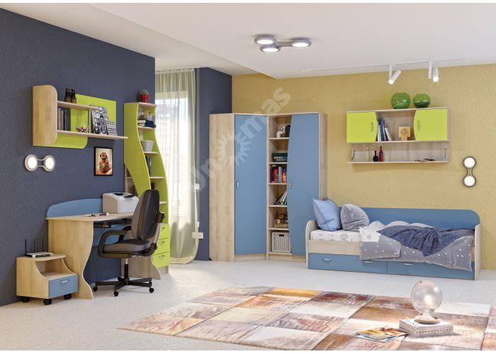 Ника, Стеллаж 413 , Офисная мебель, Офисные пеналы, Стоимость 6454 рублей., фото 4