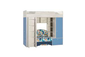 Тетрис 1, Кровать-чердак 366 + Диванный блок 366 1 категории