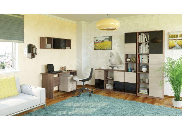 Брайтон, Стеллаж 2021 , Офисная мебель, Офисные пеналы, Стоимость 4449 рублей., фото 2