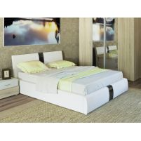 Челси 160 Кровать двойная (с ортопедическим основанием и подъемным механизмом)
