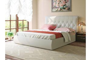 Тиффани 3011 Кровать двойная 160 (с ортопедическим основанием и подъемным механизмом)
