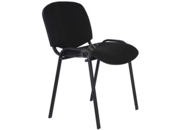 Стул на раме ISO black C - 38, Офисная мебель, Стулья посетителей, Стоимость 1422 рублей.