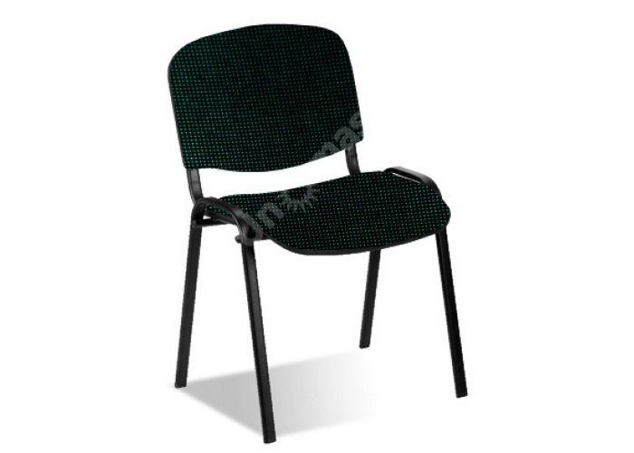 Стул на раме ISO black C - 32, Офисная мебель, Стулья посетителей, Стоимость 1278 рублей.