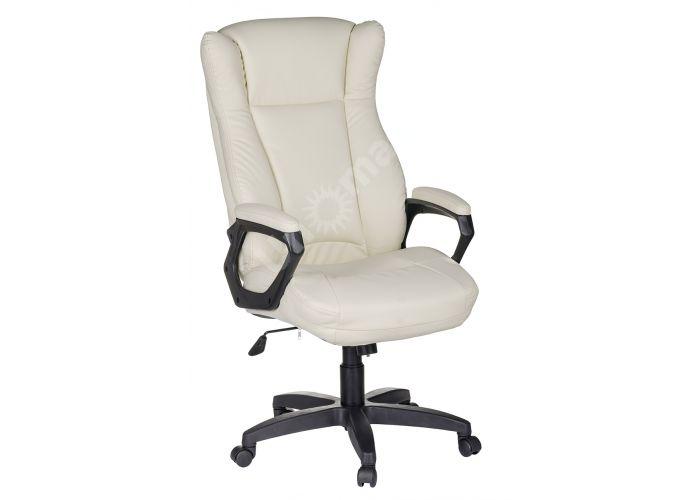 Кресло руководителя Адмирал ультра /К/Ст./ топ-ган к/з КО бежевый, Офисная мебель, Кресла руководителя, Стоимость 12239 рублей.