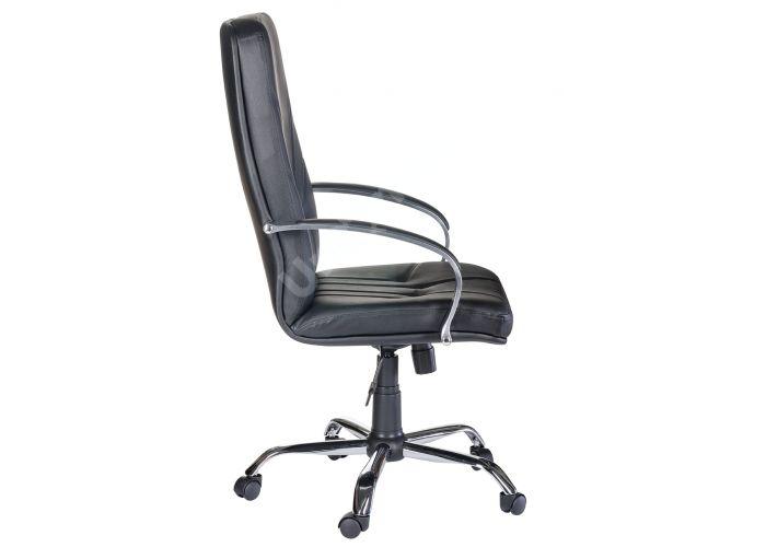 Кресло руководителя Менеджер /К/ Хром, Офисная мебель, Кресла руководителя, Стоимость 17069 рублей., фото 2