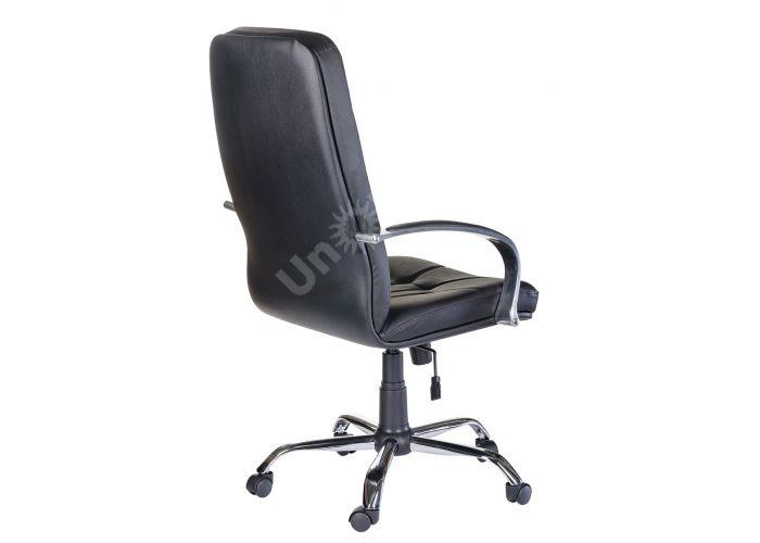 Кресло руководителя Менеджер /К/ Хром, Офисная мебель, Кресла руководителя, Стоимость 17069 рублей., фото 3