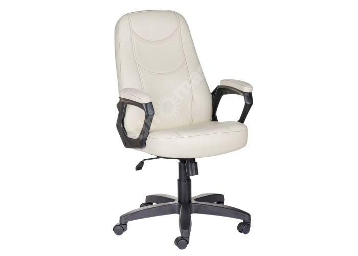 Кресло руководителя Амиго 511 ультра /К/Ст./ Топ-Ган к/з КО бежевый, Офисная мебель, Кресла руководителя, Стоимость 7982 рублей.