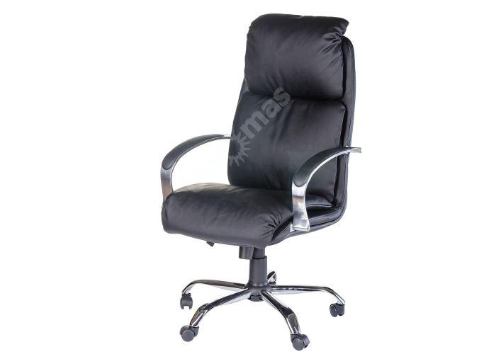 Кресло руководителя Надир /К/ Хром, Офисная мебель, Кресла руководителя, Стоимость 21470 рублей., фото 2