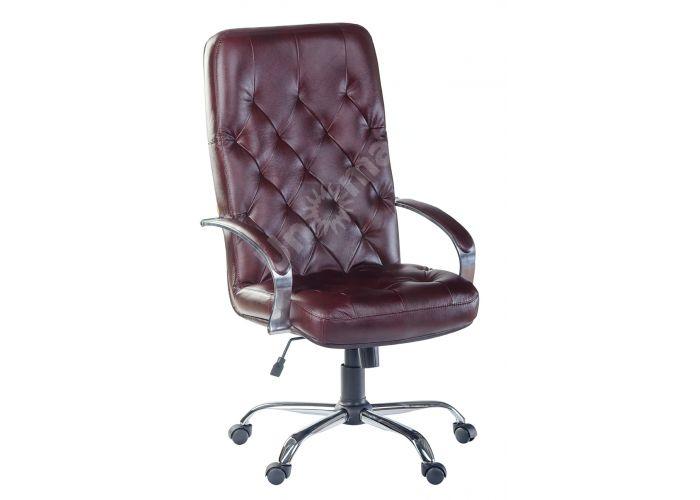 Кресло руководителя Премьер /К/ Хром, Офисная мебель, Кресла руководителя, Стоимость 24026 рублей.