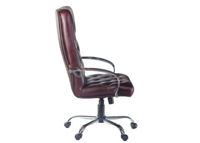 Кресло руководителя Премьер /К/ Хром, Офисная мебель, Кресла руководителя, Стоимость 24026 рублей., фото 2