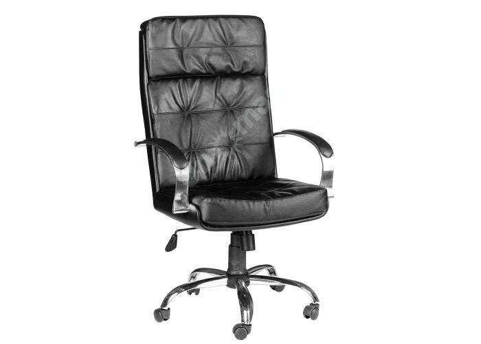 Кресло руководителя Президент /К/ Хром, Офисная мебель, Кресла руководителя, Стоимость 22584 рублей.