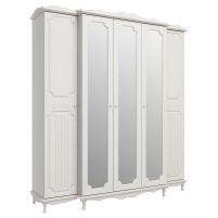 Кантри, Шкаф для одежды 06.95 5-и дверный