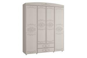 Каролина, Шкаф 4-х дверный комбинированный
