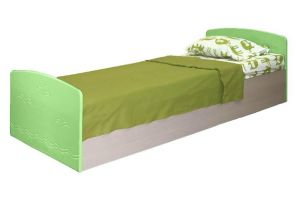 Лего-2 Кровать одинарная