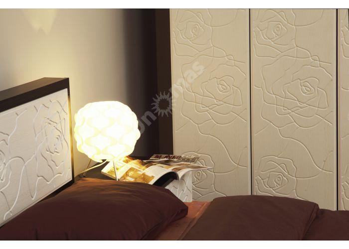 Розалия, 06.38 шкаф для одежды (каркас) + Дверь 2188х396 МДФ (4 шт.), Спальни, Шкафы, Стоимость 20607 рублей., фото 3