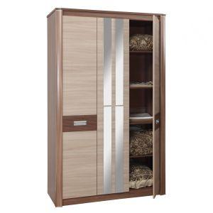 Стелла Ясень шимо темный / светлый, 06.236 Шкаф для одежды