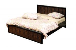Волжанка, 06.259 Кровать с настилом (спальное место 1400*2000)