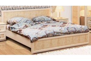 Волжанка, 06.02 Кровать двойная с настилом