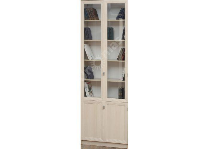 В-18 Шкаф многоцелевого назначения (дверь комбинированная), Офисная мебель, Офисные пеналы, Стоимость 9611 рублей.