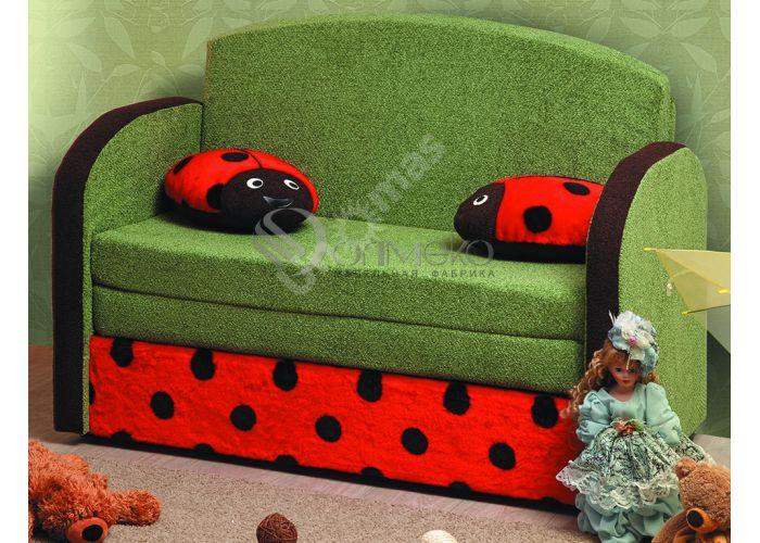 Мася - 9 (божья коровка) Тахта , Детская мебель, Детские диваны, Стоимость 16263 рублей., фото 3