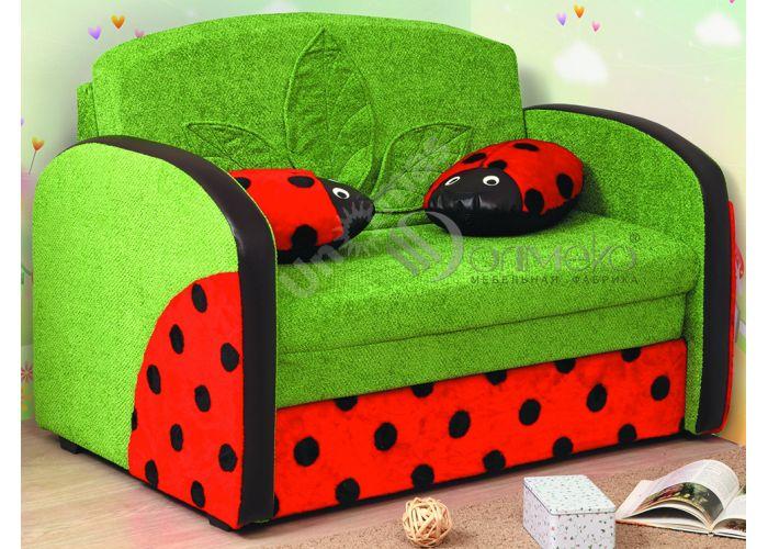 Мася - 9 (божья коровка) Тахта , Детская мебель, Детские диваны, Стоимость 16263 рублей., фото 2