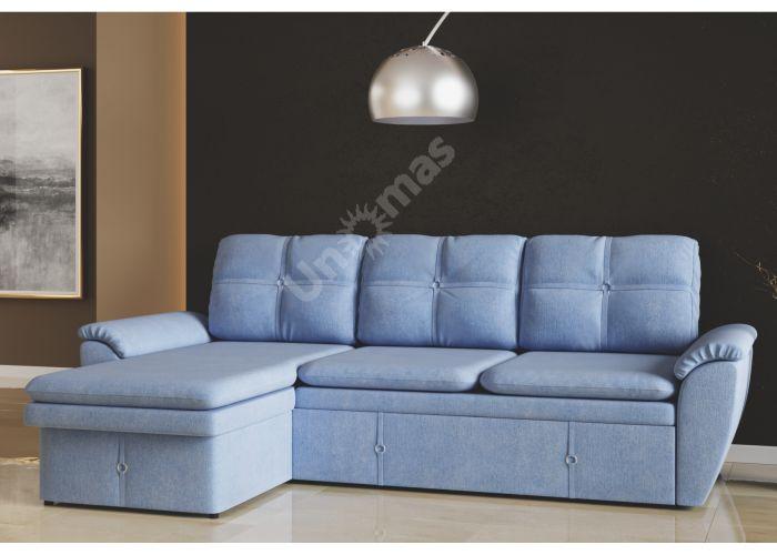 Диван-кровать угловой Турин, Мягкая мебель, Диваны, Стоимость 41336 рублей.