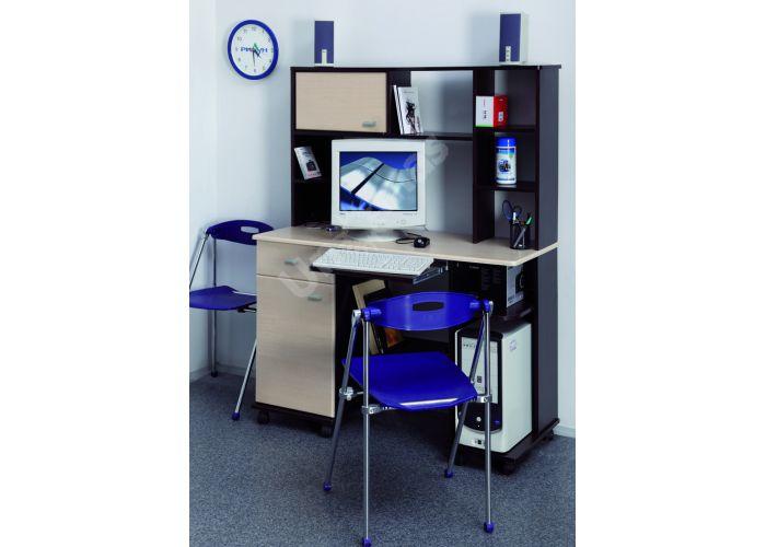 Костер - 6 Стол компьютерный, Офисная мебель, Компьютерные и письменные столы, Стоимость 6698 рублей.