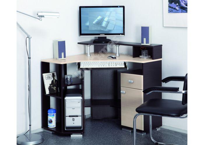 Костер - 7 Стол компьютерный, Офисная мебель, Компьютерные и письменные столы, Стоимость 7646 рублей.