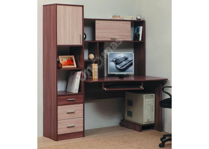 ПКС-10 стол компьютерный, Офисная мебель, Компьютерные и письменные столы, Стоимость 9816 рублей.