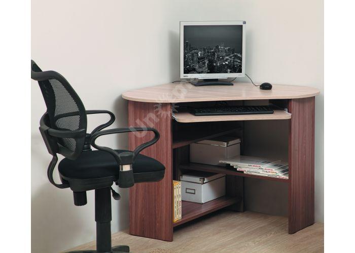 ПКС-4 стол компьютерный, Офисная мебель, Компьютерные и письменные столы, Стоимость 3813 рублей.