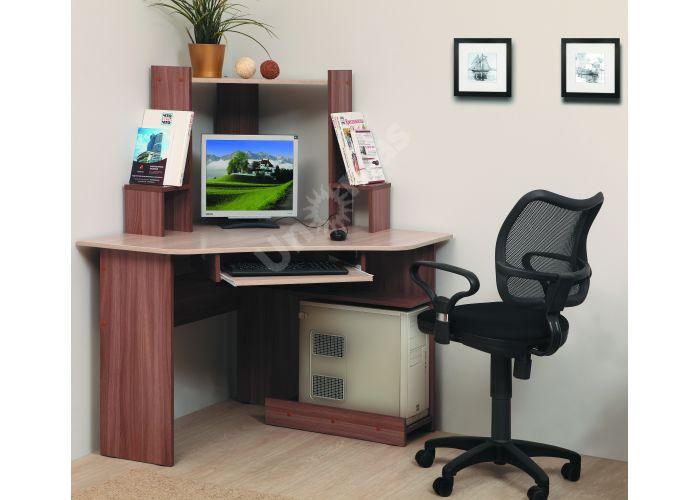 ПКС-7 Стол компьютерный, Офисная мебель, Компьютерные и письменные столы, Стоимость 4925 рублей.