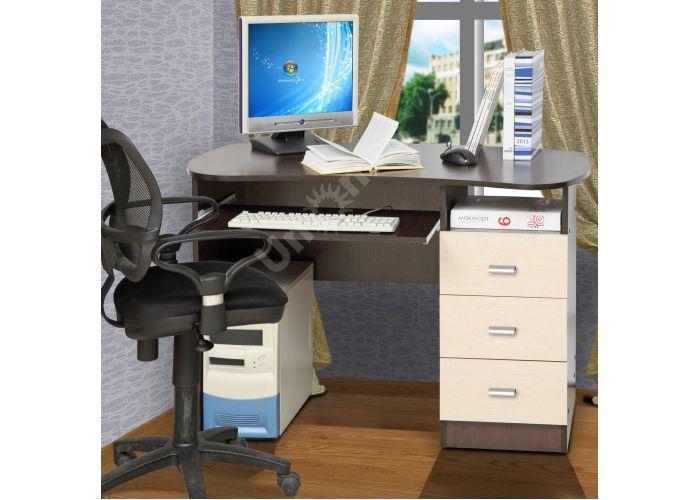 Стол письменный, Офисная мебель, Компьютерные и письменные столы, Стоимость 6357 рублей.
