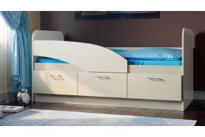 Кровать Дельфин ЛДСП 180