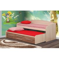 Адель-5 Кровать двухъярусная