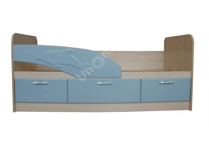 Кровать Дельфин 180, Распродажа, Стоимость 8552 рублей.
