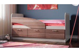 Кровать Дельфин ЛДСП 160