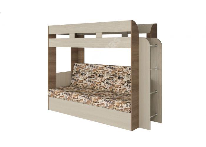 Немо кровать, Детская мебель, Двухъярусные кровати, Стоимость 35675 рублей., фото 3