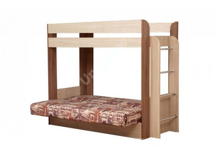 Немо кровать, Детская мебель, Двухъярусные кровати, Стоимость 35675 рублей., фото 5