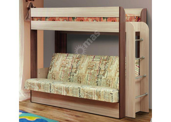 Немо кровать, Детская мебель, Двухъярусные кровати, Стоимость 35675 рублей., фото 4