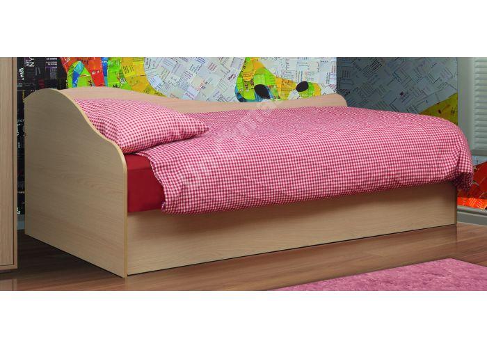 Тони-10 Кровать одинарная, Спальни, Кровати, Стоимость 12432 рублей.